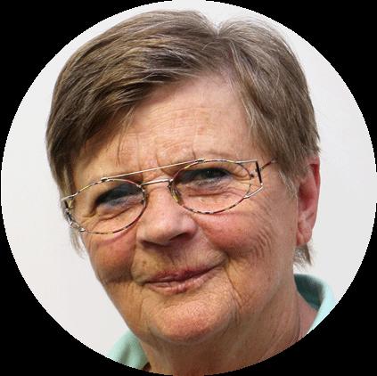 Heidi Hinkebecker, Schriftführerin