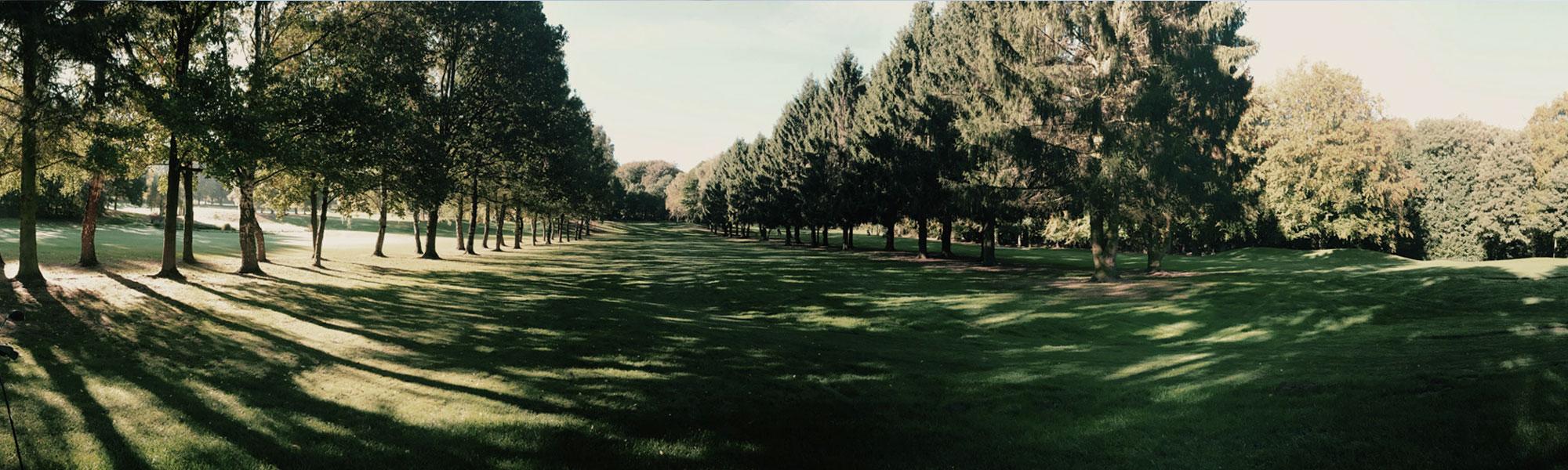 Golfplatz Panorama